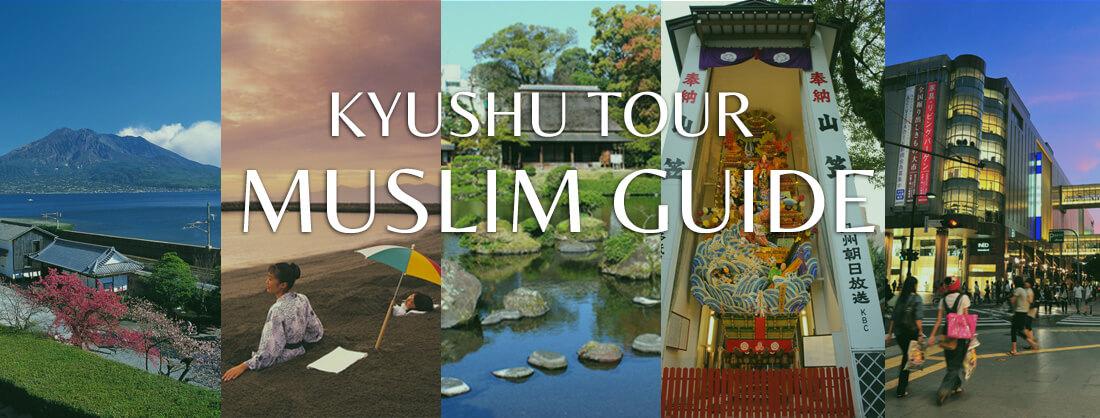 KYUSHU TOUR MUSLIM GUIDE