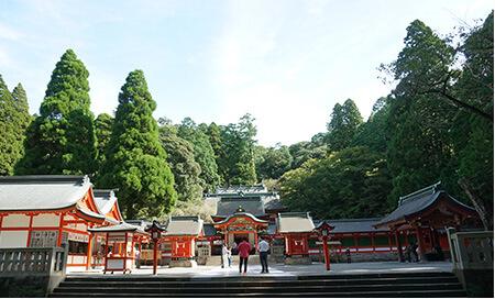 KIRISHIMA SHRINE/Kagoshima