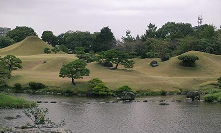 SUIZENJI PARK/Kumamoto