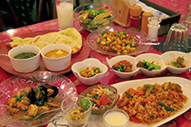 Spice Dining Chandama