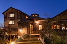 Western styled inn Pinon