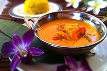Indian Restaurant Rubinaa by the bay
