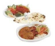 Halal Food Plaza Nabi san